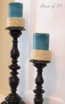 rope candle holder 8