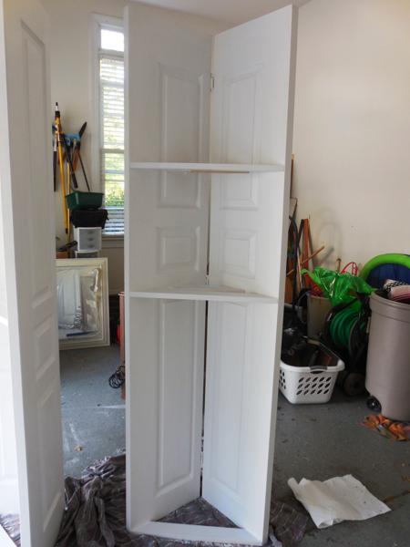 hinged door 1