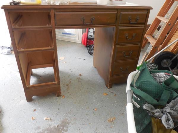 Habitat Restore Desk Makeover