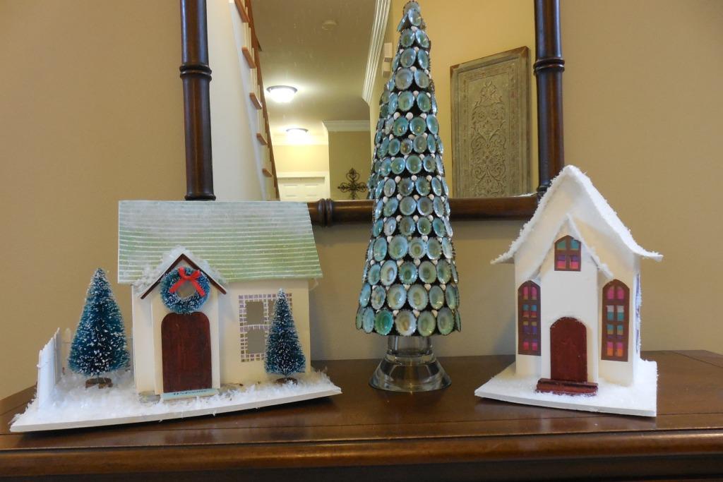 Limpet Shell Christmas Tree Tutorial